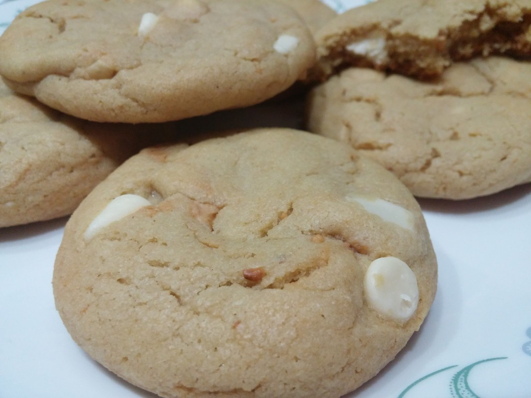 Warm Toasty Muffins Easter Cookies  Peanut Butter White Chocolate  Chipe